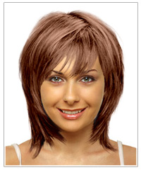 For Your Triangular Face Shape : Hairstyles | TheHairStyler.com