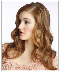 Model with fine loose waves