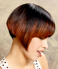 Salon short hairstyles