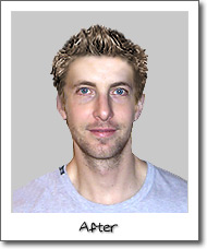 David hairstyles number 1