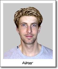 David hairstyles number 2