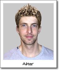 David hairstyles number 3