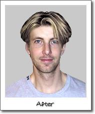 David hairstyles number 5