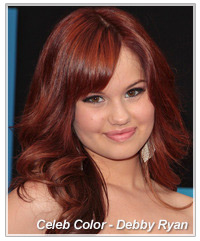 Debby Ryan hairstyles