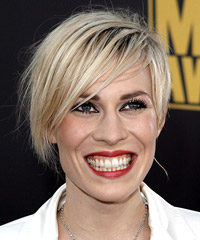 Natasha Bedingfield hairstyles