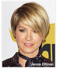 Jenna Elfman hairstyles
