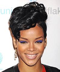 Rihanna's hairstyles