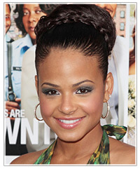 Christina Milian hairstyles