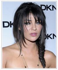 Jessica Szohr hairstyles