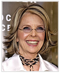 Diane Keaton hairstyles