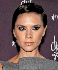 Victoria Beckham hairstyles