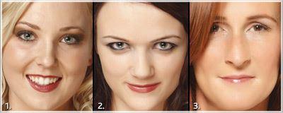 Face shape quiz
