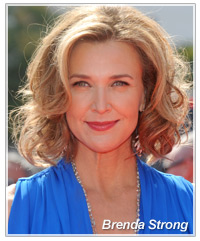 Brenda Strong hairstyles