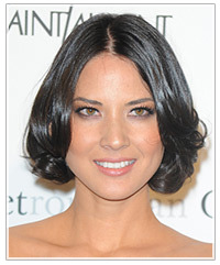 Olivia Munn hairstyles