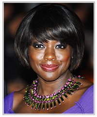 Viola Davis hairstyles