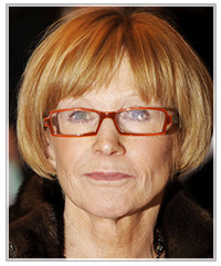 Anne Robinson hairstyles