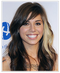 Christina Perri hairstyles