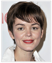 Nora Zehetner hairstyles