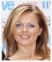 Geri Halliwell hairstyles