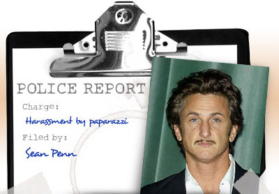 Sean Penn hairstyles