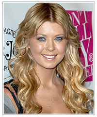 Tara Reid hairstyles