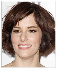 Parker Posey hairstyles