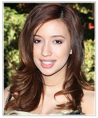 Christian Serratos hairstyles