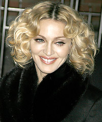 Madonna hairstyles