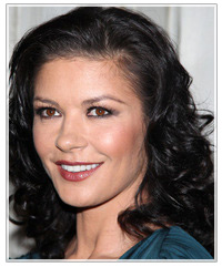 Catherine Zeta-Jones hairstyles