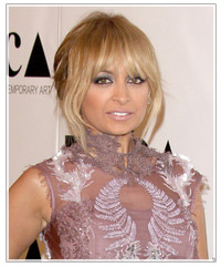 Nicole Richie hairstyles