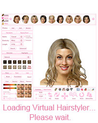 Try on Virtual Hairstyles Free  TheHairStylercom