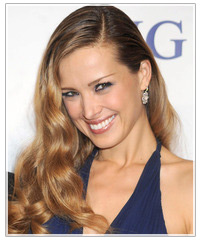 Petra Nemcova hairstyles