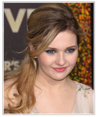 Abigail Breslin hairstyles
