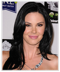 Jayde Nicole hairstyles