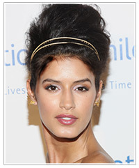 Jaslene Gonzalez hairstyles
