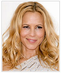 Maria Bello hairstyles