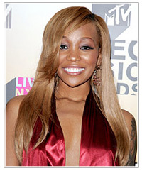 Monica hairstyles