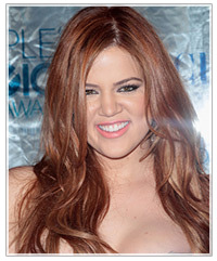 Khloe Kardashian hairstyles
