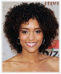 Annie Ilonzeh hairstyles