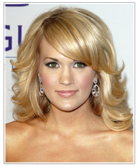 Carrie Underwood hairstyles