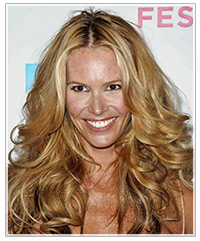 Elle Macpherson hairstyles