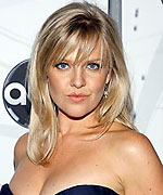 Ashley Jensen summer hairstyle