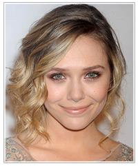 Elizabeth Olsen hairstyles