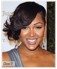 Meagan Good hairstyles