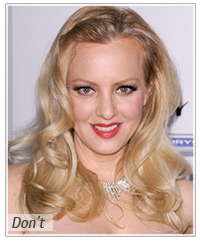 Wendi Mclendon-Covey hairstyles