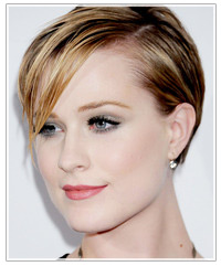 Evan Rachel Wood hairstyles