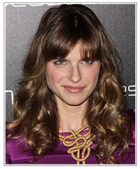 Lake Bell hairstyles