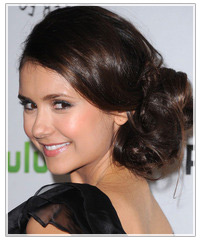 Nina Dobrev hairstyles