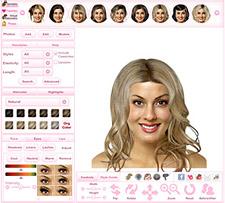 Virtual-hairstyler