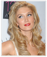 Delta Goodrem hairstyles